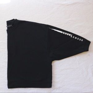 Under Armour Drop Shoulder Boxy Fit Sweatshirt